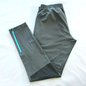 Men's Reebok Grey Joggers, Size Small